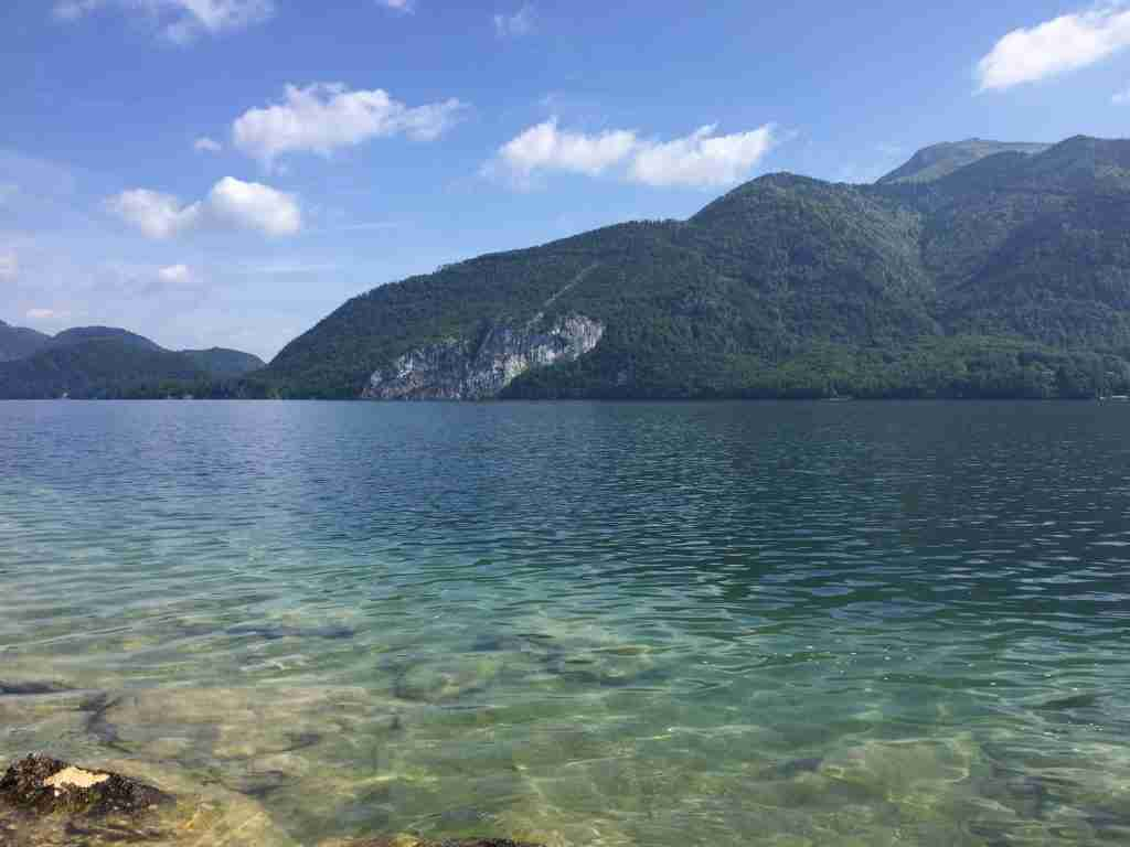 Camping Wolfgangsee Anfrage